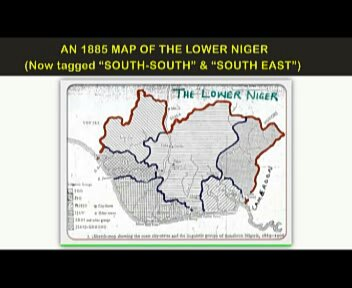The Lower Niger