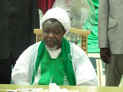 Sheik Ibrahim Al-Zakzaky