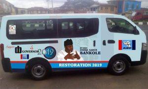 Dimeji Bankole for Governor of Ogun State 2019