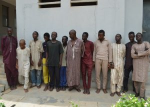 Arrested Sex Offenders in Kano