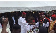 Chidoka Receives Staff Of Authority