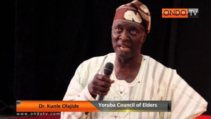 S'West Leaders Meet in Lagos, Hold Yoruba Grand Rally for RestructuringSept. 7