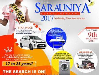 Sarauniya Beauty Contest 2017