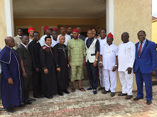 Nov. Poll: CAN Leaders, Consensus Project Pray For Chidoka