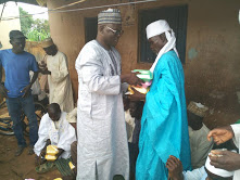 Sallah celebration ;Kaduna church extends charity to over 1000 IDPs,Destitues &  poor Muslims,