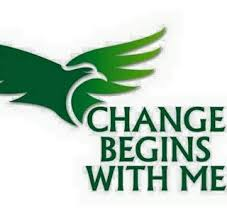 Change Begins With Me