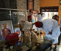 Anambra Guber: Nnewi Monarch-Igwe Orizu Endorses Chidoka
