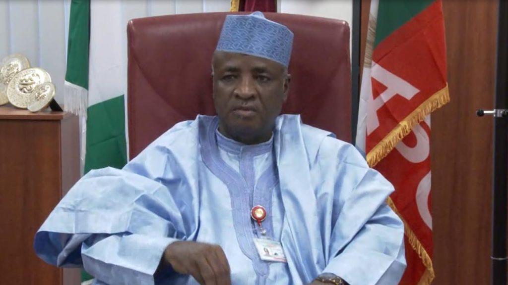 Senator Aliyu Magatakarda Wamakko (APC-Sokoto)