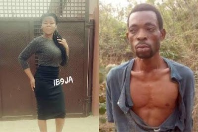 'HOW I LURED, RAPED, KILLED FEMALE CORP MEMBER' – SUSPECT