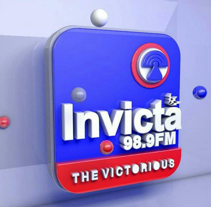 Invicta 98.9fm ......Kaduna's #1 Urban Radio. Contact - 08094646206. www.invictafm.ng